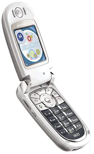 Motorola V635 GSM