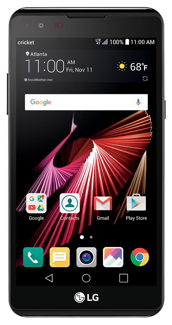 LG X power - Black - Mobile Phone - Prepaid Cricket Wireless
