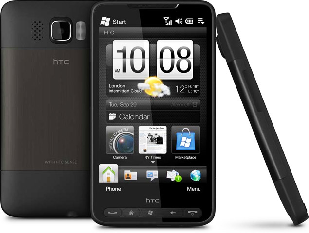 HTC HD2 T8585 UNLOCKED GSM QUAD BAND WiFi 6.5 Window