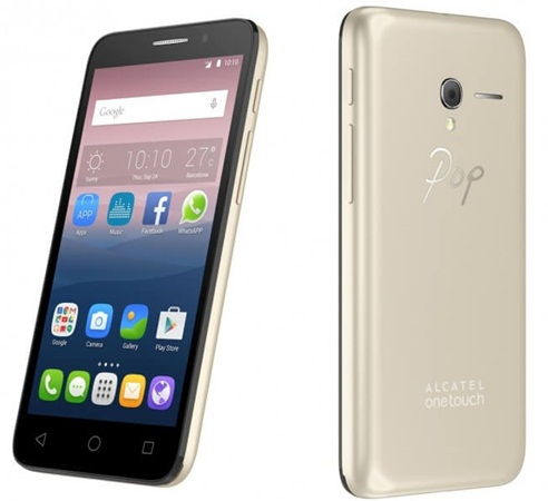 Net10 Alcatel Pop Star A521L LTE 2 Smartphone [NTALA521GP4P
