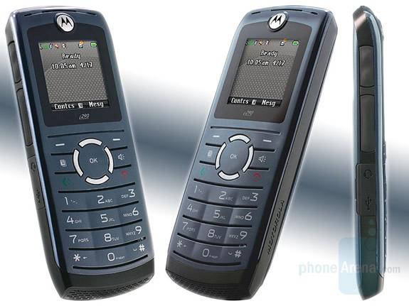 Motorola i290 Gsm/Iden UNLOCKED NEXTEL [I290] - $59 50 : Unlocked