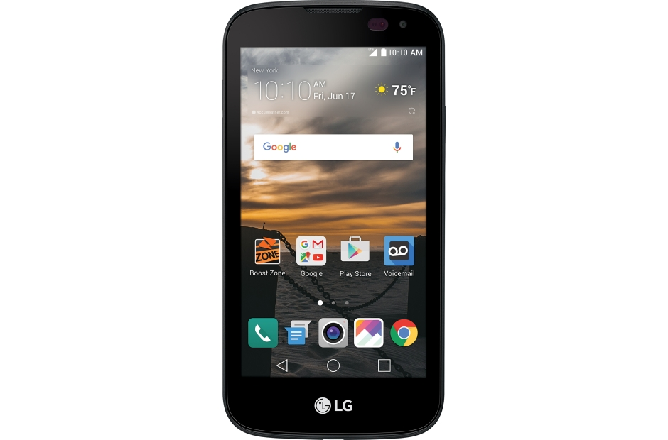 LG K3 - 8 GB - Black - Unlocked - GSM [LGAS110 AUSABK