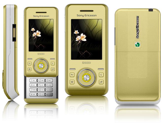 temas para celular sony ericsson s500i gratis