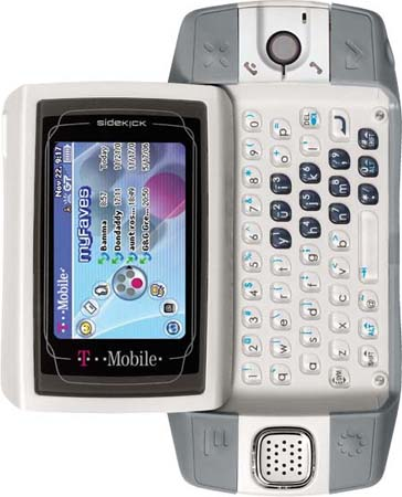 t mobile sidekick id cell phone color pda gsm sidekick id rh cell2get com Pink Sidekick Sidekick Phone 2017