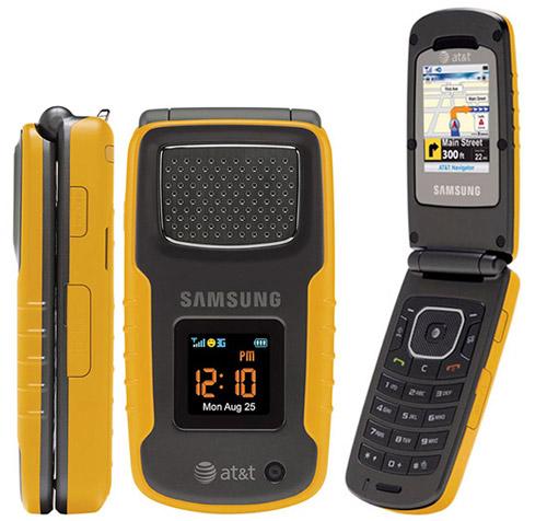 samsung sgh a837 rugby unlocked cell phone rugged yellow new a837 rh cell2get com Samsung SGH- A997 Samsung SGH- A437