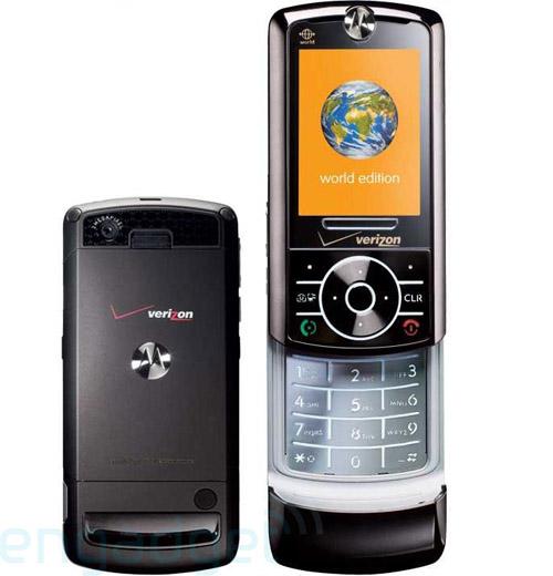 Motorola moto z6c world edition cdma verizon [motoz6cworld.