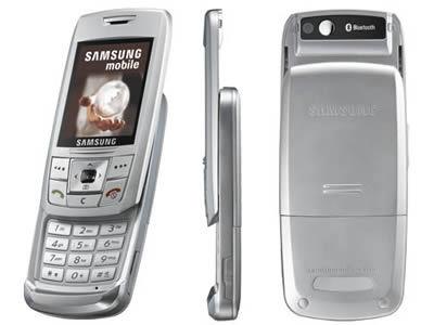 samsung sgh e250 mobile