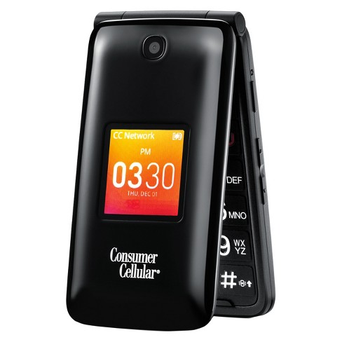 Net10 Wireless Net10 Alcatel Go Flip A405DL Prepaid Phone
