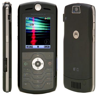 d0c07492dcc7b Motorola L7 SLVR Cell Phone GSM Unlocked Black [SLVR L7] - $90.97 ...