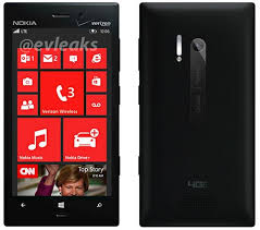 Nokia Lumia 928 CDMA Verizon (Black) 32GB - Click Image to Close