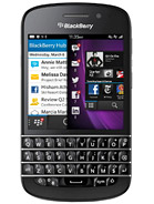 BlackBerry Q10 - 16 GB - Black - AT&T - GSM - Unlocked