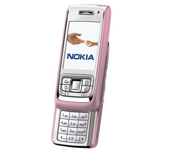 nokia e65 3g wifi gsm unlocked silver pink e65 140 70 rh cell2get com Nokia E63 Nokia E68