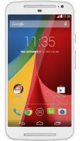 Motorola - Moto G (2nd generation) Cell Phone (unlocked) - White