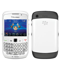 BlackBerry 8520 Curve Gemini Gsm Unlocked (WHITE) - Click Image to Close