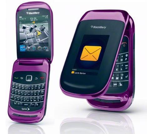 Blackberry Style 9670 Cdma Sprint (Purple) [9670] - $104 72