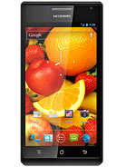 Huawei Ascend P1 U9200 Android Smartphone, SIM Free - Black