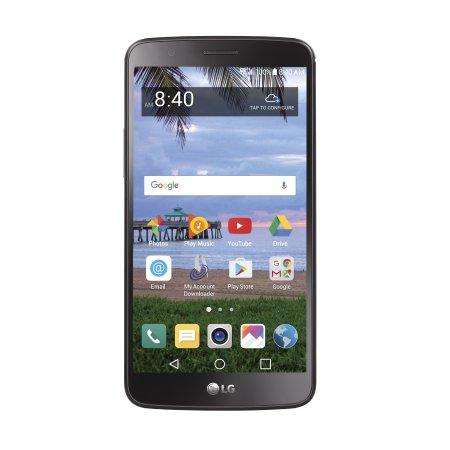 Straight Talk LG Sunset L33L LTE Prepaid Smartphone L33G : Unlocked