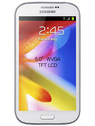 Samsung - Galaxy Grand Cell Phone (unlocked) - White