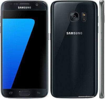 935132e61cf Samsung Galaxy S7 - 32 GB - Black Onyx - Unlocked - CDMA GSM larger image