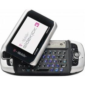 T Mobile Sidekick 3 Gsm Cell Phone Pda W Camera Sidekick3