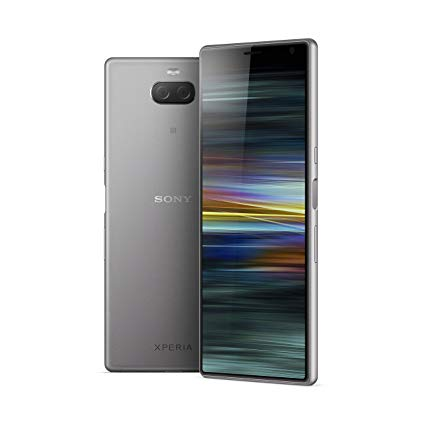 Sony Xperia 1 J8170 128GB Smartphone (Unlocked, Purple) 1319-529 - Click Image to Close
